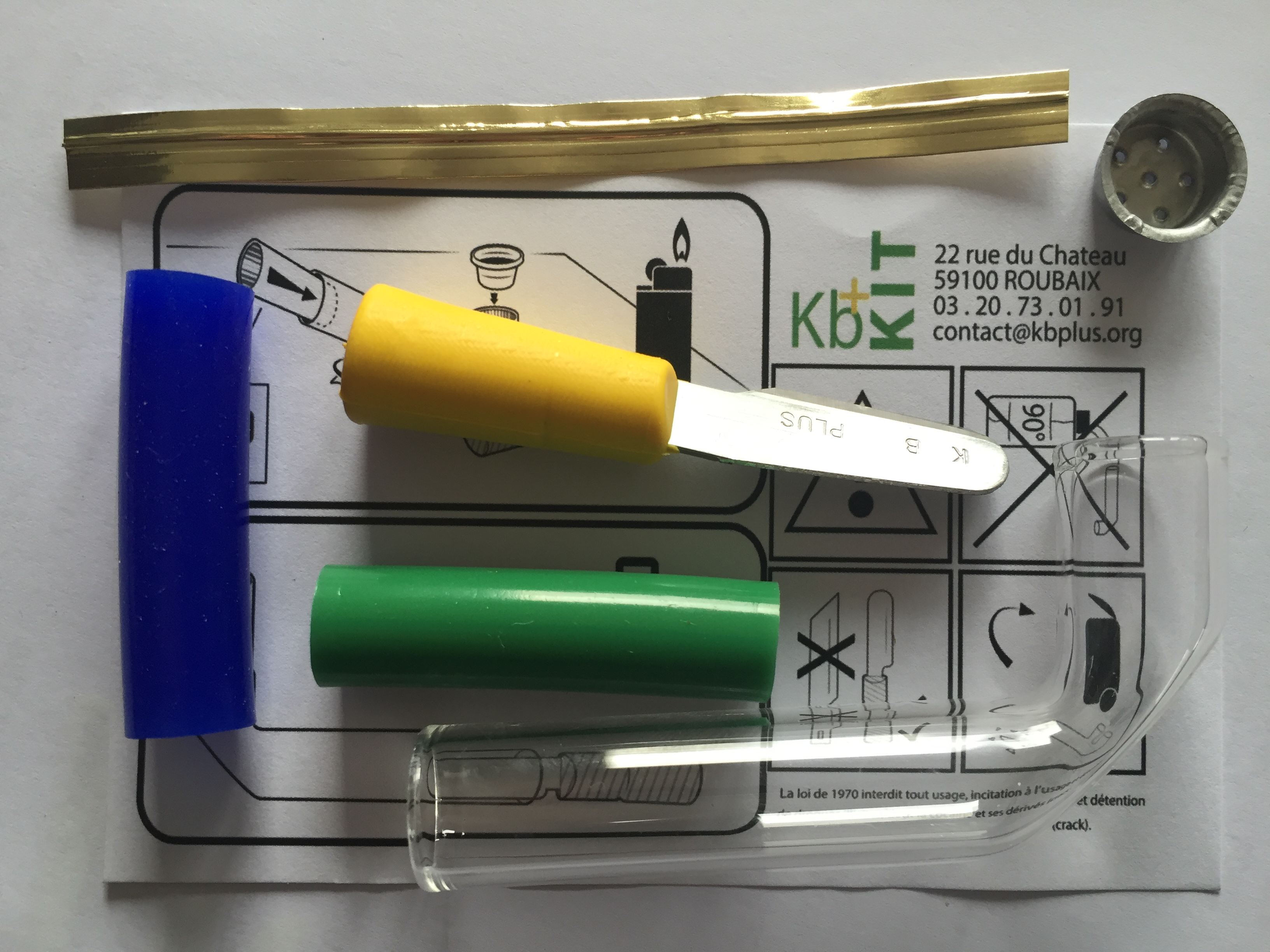 Kit 2 embouts